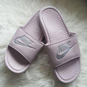 Womans Nike slides